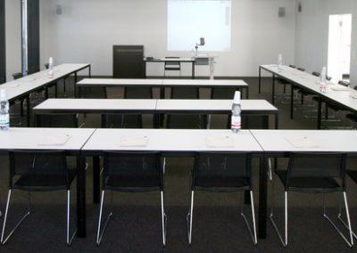 Collectivité salle conférence